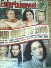 Entertainment Weekly ,Jan 2000, A Special Double Issue !!!! Very Good Cond!!!!