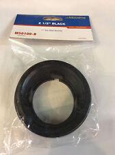 """MAXXIMA Round Grommet, M50100-B vinyl grommet black. 3LXF3 for 2 1/2"""" light"""