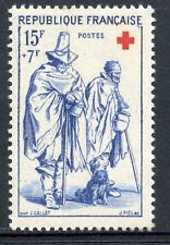 stamp / TIMBRE FRANCE NEUF N° 1140 * CROIX ROUGE / NEUF CHARNIERE