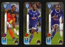 Panini Sticker Fifa 365 2017 Nr. 667a Sylvain Gbohouo 667b Joel Kimwaki 667c Sal