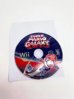 Super Mario Galaxy (Nintendo Wii, 2007) - Disc Only - Tested