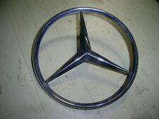Mercedes Benz 500 SEL W126 (6) Emblem logo Zeichen hinten