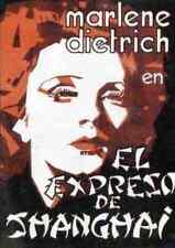 Shanghai Express 05 Film A3 Poster Print Poster