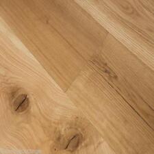 Engineered Brossé /& huilé Oak Flooring larges planches 15mmx4mmx190mm 3 plis