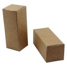Glue Head Dropper Bottle Kraft Paper Box Lipstick Perfume Essential Oil Storage