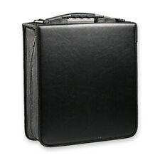 216 Disc CD DVD Bluray Storage Holder Organizer Binder Book Sleeve Carrying Case