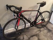 2012 Specialized Tarmac SL4 Pro SRAM BLACK/ SATIN Mid-Compact 56cm