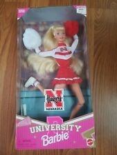 University Barbie Nebraska