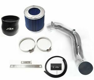 AirX Racing Black-Blue For 2002-2006 Acura RSX Type-S Coupe 2.0L L4 Air Intake