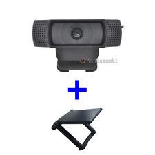 Logitech HD Pro Webcam C920 Widescreen Video Calling and Recording 1080p Camera