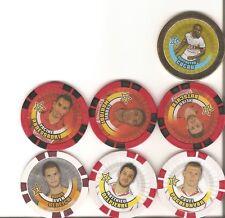 Topps Bundesliga Chipz. 2010/2011; Dortmund, Leverkusen, Köln, Hoffen., Gladbach