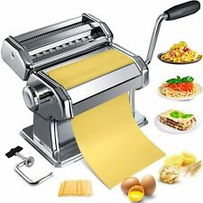Commercial Home Pasta Maker Fresh Noodle Making Machine Manual Noodle Machine
