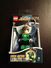 LEGO DC COMICS LINTERNA VERDE  LLAVERO LINTERNA LED. NUEVO
