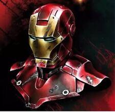 1/10 Resin Figure Model Kit Bust Iron Man Avengers Marvel Unassambled Unpainted