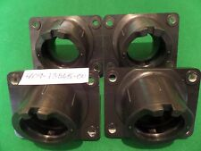 4 NEW YAMAHA TZ 700 750 RUBBER CARB JOINT INLET BLOCK MANIFOLDS (NOT RD 250 350)