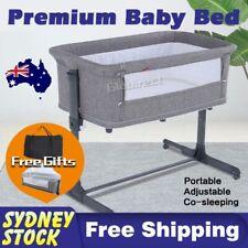 Baby Bassinet Crib Cot Co Sleeping Sleeper Bedside Bed Infant Side Newborn 2020
