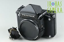 Pentax 67 Medium Format Film Camera Modified Polaroid Back #12616D5