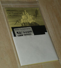 ~ ODYSSEY: The Compleat Apventure 1980 ~ Apple II / OVP ~ baggie boxed ~ english