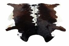 New Multi Colour COW HIDE RUG AREA ANIMAL SKIN (54'' x 54'') COWHIDE ULG-1986