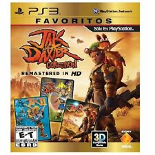 Jak and Daxter Collection Trilogy HD PS3 Game Brand New Sealed