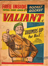 VALIANT #1 1962 October 6th Comic 1st issue first Steel Claw
