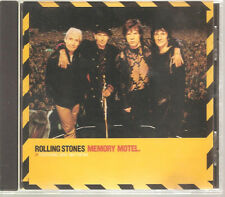 "ROLLING STONES feat. DAVE MATTHEWS ""Memory Motel"" 3 Track PROMO CD Jewel Case"