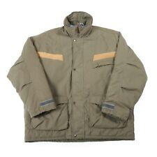 Vintage FJALLRAVEN Padded Parka Jacket | Men's XL | Retro Insulated Puffer Puffa