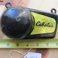 New listing Cabelars Downrigger 8 lb trolling weight for fishing lure or bait (lot#8803)