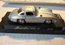 Solido 1/43 - Mercedes 300 SL Grise 4502