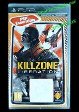 KILLZONE LIBERATION pour console SONY PSP jeu version Français NEUF sous blister