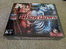NFL Showdown Board Game Sports 32 NFL Teams by Buffalo Games -NEW