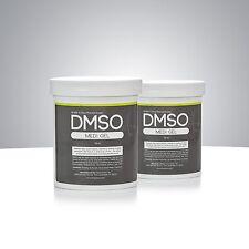 2LB Gel, 99.99% Pure Pharma Grade Odor Less DMSO IN BPA FREE PLASTIC