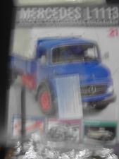 Mercedes l 1113/1966 * Nº 21 * coleccionista kit 1:12