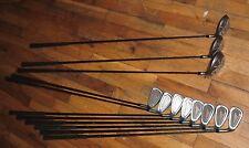 Spalding ALLIANCE Golf Set RH 1, 3, 5 woods +3-9, + P Iron