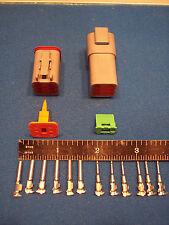 6-Way Deutsch DT connector kit