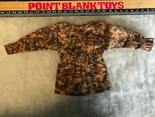 SOLDIER COUNTRY Autumn Camo Smock WWII GERMAN 1/6 ACTION FIGURE TOYS did dragon