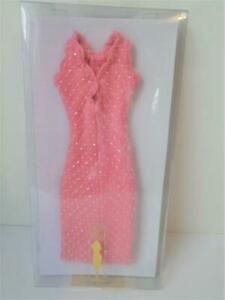 Retired Tonner Tyler Wentworth Doll Outfit CORAL BEADED ANGORA DRESS New in Pkg