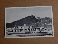 Postcard shipping Lady Margaret London Pleasure steamer unposted