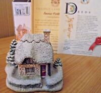 LILLIPUT LANE - HOLLYTREE HOUSE - BUCKLAND, OXFORDSHIRE. WITH BOX & DEEDS