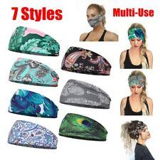 Anti-Slip Fitness Sweat Bands Yoga Hair Bands Sports Headband Running Hairband