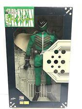 """Medicom 12"""" Power Rangers Goranger Figure Green go ranger Sentai Aka Rangers 1/6"""