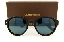Brand New GIORGIO ARMANI Sunglasses AR 8005 5001 R5  BLACK AZURE  for Women