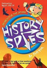 History Spies: Search for the Sphinx, Foster, Jo, Good Book