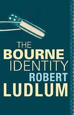 ROBERT LUDLUM ___ THE BOURNE IDENTITY ____ BRAND NEW ____ FREEPOST UK