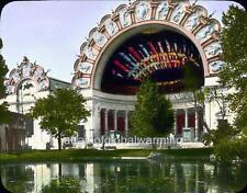 Photo. 1900. France. Paris Expo - Palace of Optics