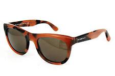 BURBERRY Damen Herren Sonnenbrille  B4195 3518/73  52mm braun schwarz 13  T 55