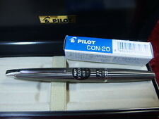 "PILOT Namiki 1973 Ultra Rare ""MYU Black striped"" Fountain Pen, Fine Nib"