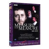 Measure for measure (1979) BBC Shakespeare DVD - Desmond Davis (*New *All)