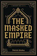 DRAGON AGE: MASKED EMPIRE HARDCOVER Deluxe Edition Dark Horse Novel HC