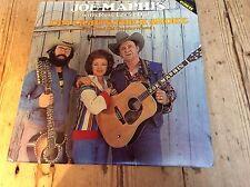 Joe Maphis con Rose Lee y Dale-luces tenues, grueso smokeus Lp 1978 CMH